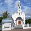 Orthodox russian church — Stock Photo #1103233