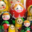 Matreshka doll — Stock Photo