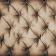 Brown sofa decor fabric — Stock Photo