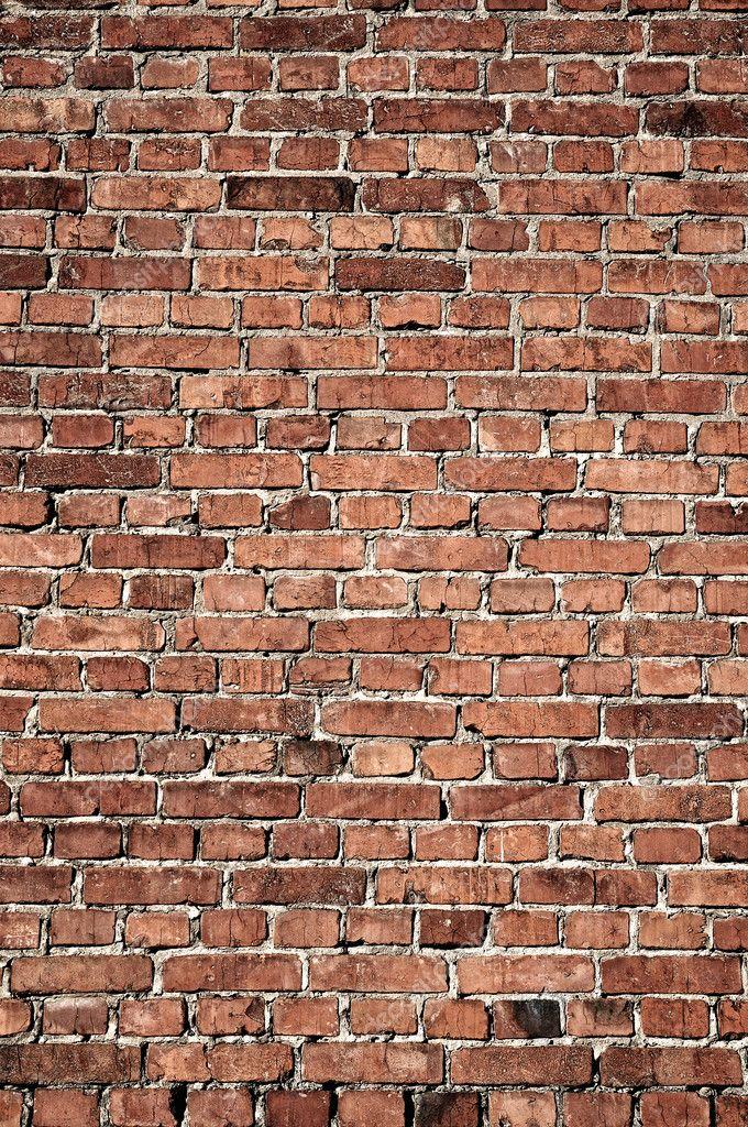 Fond de mur de brique photo 1106748 - Decouper un mur en brique ...