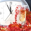 Foto Stock: New Year composition