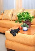 Modern style lounge room — Stock Photo