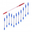 Ascendant graph of the sale by pens — Stock Photo