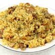 Royalty-Free Stock Photo: Pilaf pork