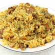 Pilaf pork — Stock Photo #1119495