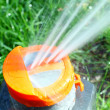 Sprinkler water — Stock Photo