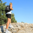Trekking — Stock Photo #1184937