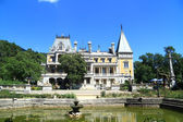 Old palace in the Crimea — 图库照片