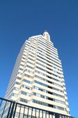 Modern high-rise residential buildings, — Stock Photo