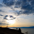 lake baikal — Stock Photo