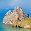 Stock Photo: Lake Baikal, Olkhon island.