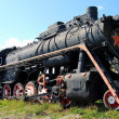 Steam train — Foto de Stock
