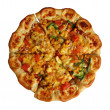 Vegetarian pizza — Stock Photo #1158255