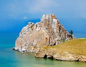 Lake Baikal, Olkhon island. — Stock Photo