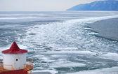 贝加尔湖 — 图库照片