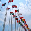 Flags — Stock Photo #1180558