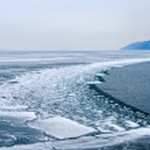 Lake Baikal — Stock Photo