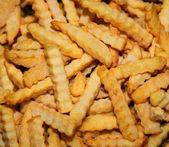 Congelada batata-frita Aroz — Fotografia Stock