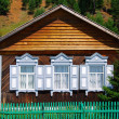 Wooden house — Stock Photo #1611274