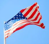 Flag of USA — Photo