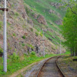 Railroad track — Stock Photo #1717400