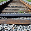 Stock fotografie: Railroad track