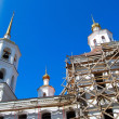 Church under construction — Stock Photo #1757757