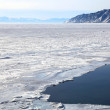 Frozen Lake Baikal — Stock Photo #1807442