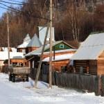 Village — Stock Photo