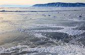 Frozen Lake Baikal — Foto de Stock