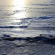 frozen lake baikal — Stock Photo #1857423