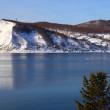 jezioro Bajkał — Zdjęcie stockowe
