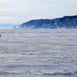 Frozen Lake Baikal — ストック写真