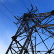 Electricity pylon — Stock Photo #1916933
