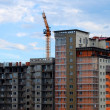House under construction — Stock Photo #1954469