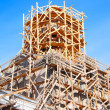 Church under construction — Stock Photo #1954549