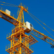 Part of the crane — Stock Photo