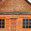 Wooden house — Stock Photo #2166622