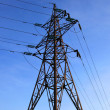 Electricity pylon — Stock Photo #2233448