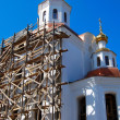 Church under construction — Stock Photo #2504962