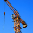 Part of crane — Stock Photo