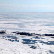 Frozen Lake Baikal — Stock Photo #2577898