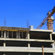 Houses under construction — Stock Photo #2579167