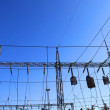 Stock Photo: Electrical power station