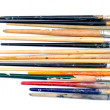 Old brushes — Stock Photo #1111709