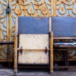 Royalty-Free Stock Photo: Grunge chairs