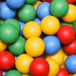 Balls! — Stock Photo