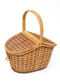 Isolated fashion basket — Stock Photo