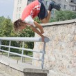 Parkour — Stock Photo #1176023