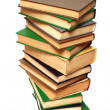 Royalty-Free Stock Photo: Stack of old books